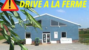 NOUVEAU : DRIVE A LA FERME