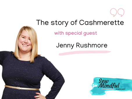 The story of Cashmerette – with Jenny Rushmore