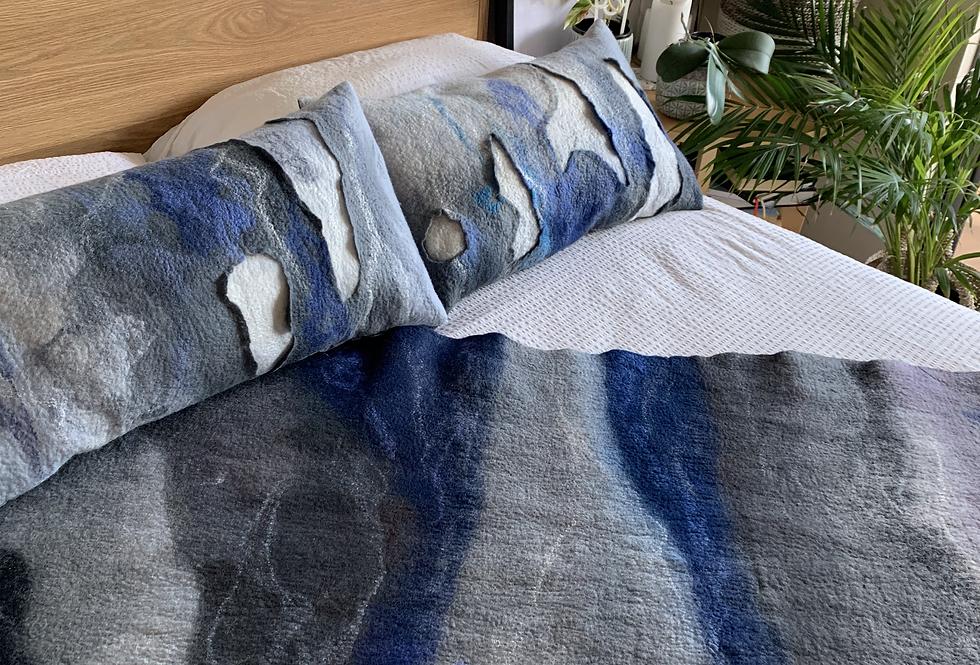 Wool Felted Handmade Rugs
