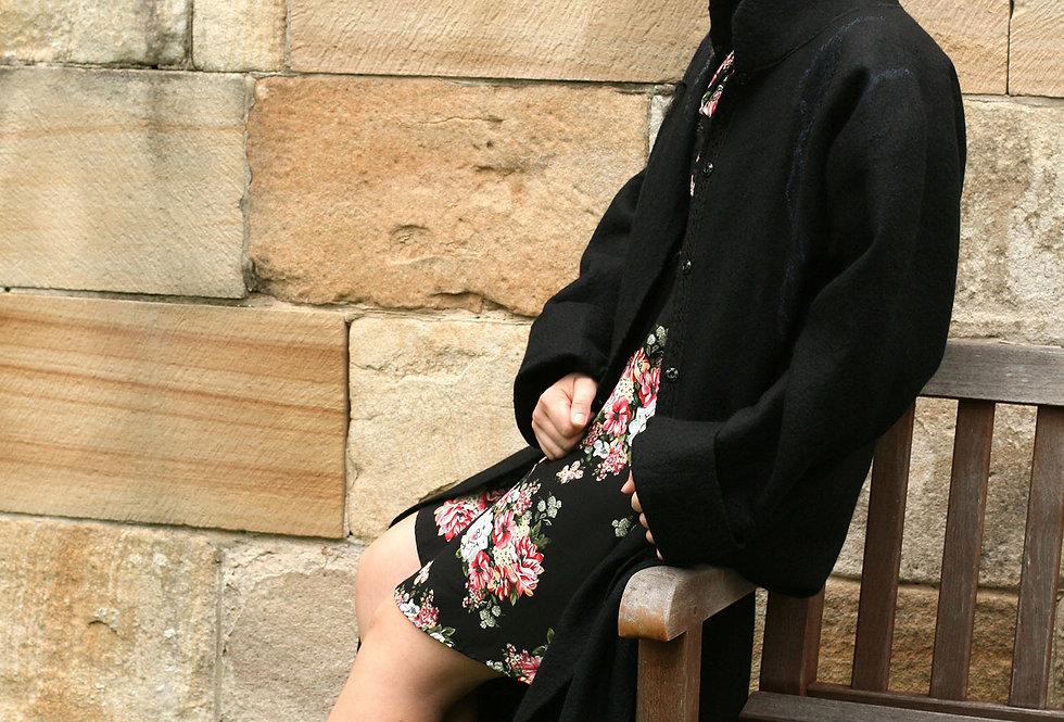 Handmade Luxury Merino Coat