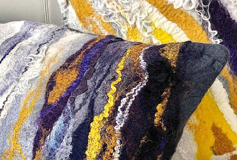 Unique Decorative Pillowcase 52x28 cm.
