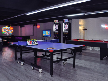 COMBO Entertainment — Our First Showroom