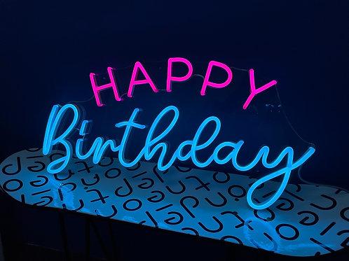Happy Birthday - Rental