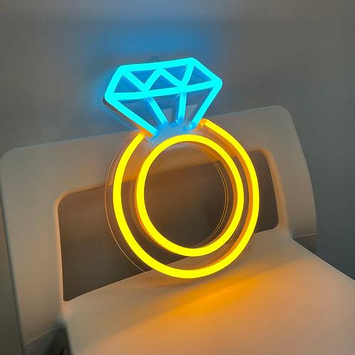 Wedding Ring - Rental