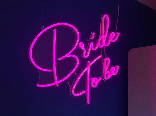 Bride To Be - Rental