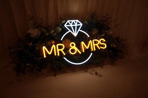 Mr & Mrs - Rental