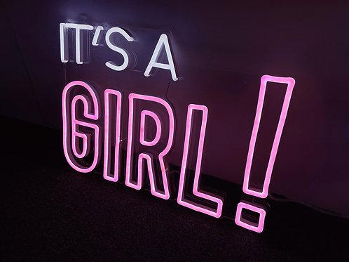 It's A Girl - Rental