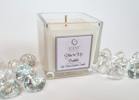 You're My Bubble - Scented Candle Large
