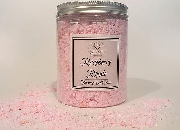 Raspberry Ripple - Bath Fizz