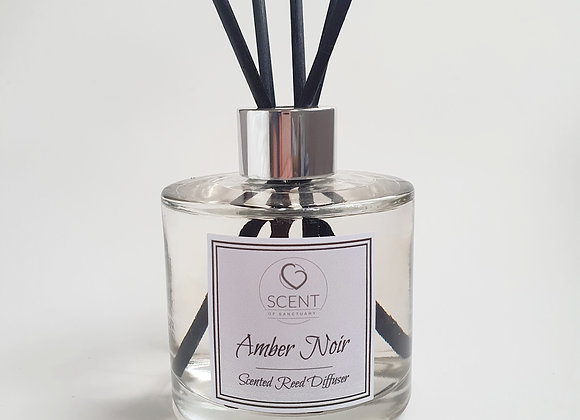 Amber Noir Scented Diffuser