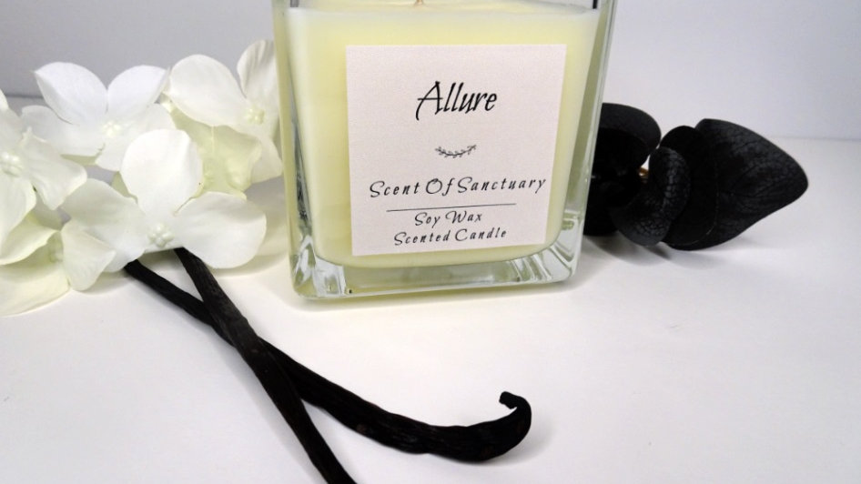 Allure Scented Candle Large