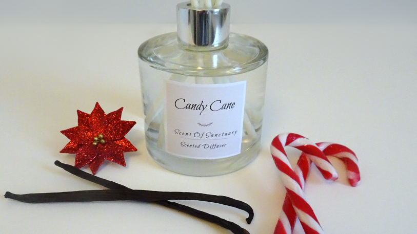 Candy Cane Scented Diffuser