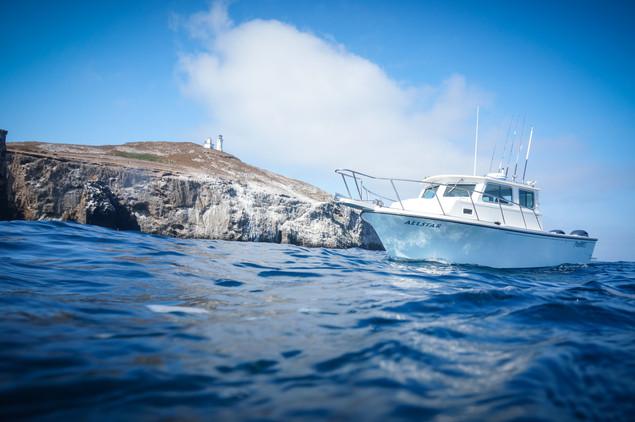 Parker Boats 2530EXT Lifestyle Lighthous