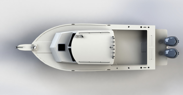 Parker Boats 2530EXT Deckplan.JPG