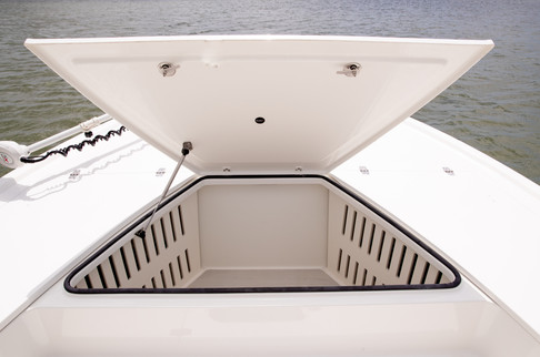 Parker Boats 2600SH Center Storage.jpg