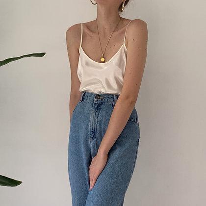 Vintage Liz Claiborne High-Waisted Jeans (28W)