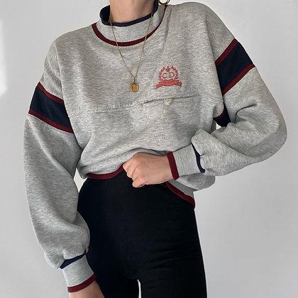 Vintage Christian Dior Varsity Sweater
