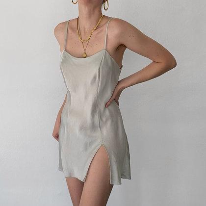 Vintage Victoria's Secret Sterling Silk Slip Dress