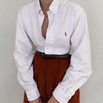 Vintage Ralph Lauren White Button Up