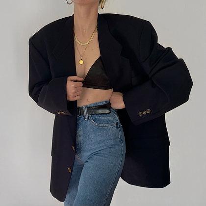 Favorite Vintage Givenchy Midnight Blazer