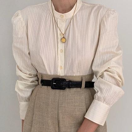 Vintage Ralph Lauren Cream Blouse