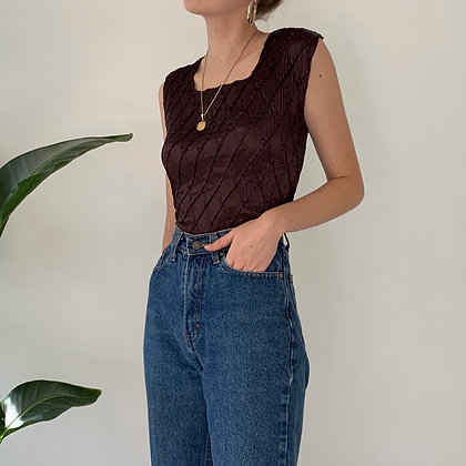 Vintage Jordache High-Waisted Jeans (25W)