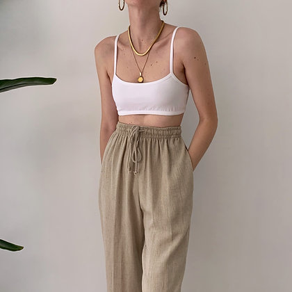 Vintage Oat Easy Pants (23-25W)