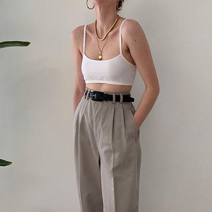 Vintage Khaki Trousers (25-27W)