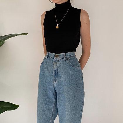 Vintage Liz Claiborne High-Waisted Jeans (27W)