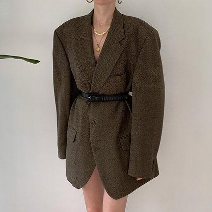 Vintage Yves Saint Laurent Tweed Blazer
