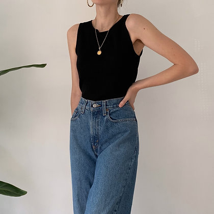 Favorite Vintage High-Waisted Levi's (27W)