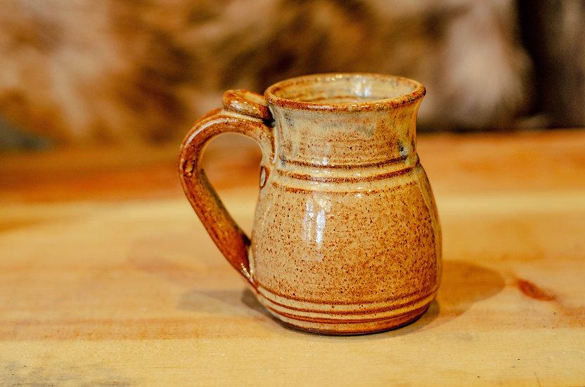 Small Brown Mug