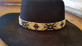 Beaded Hat Band