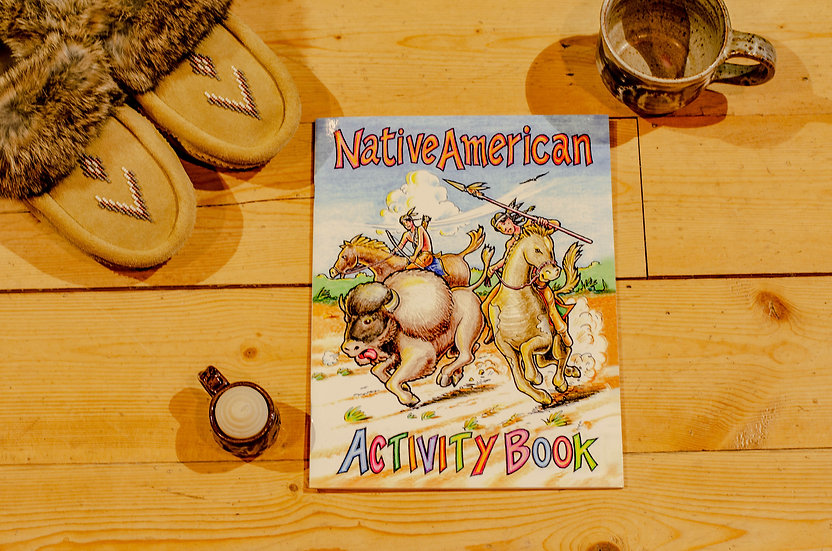 Native American Activity Book