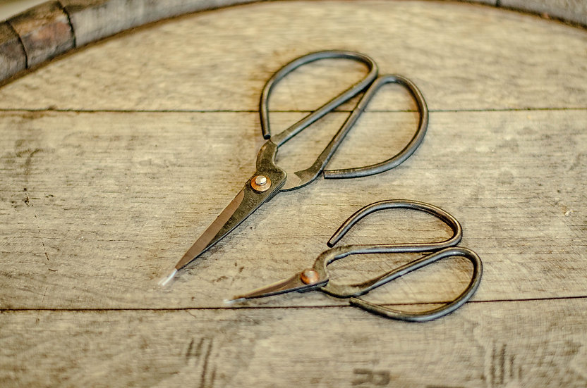 Hand Forged Scissors