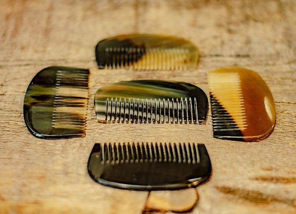 Horn Beard Comb