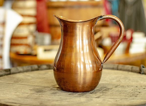 Antiqued Copper 1.5 Quart Pitcher