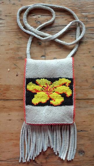 Lily Medicine Bag