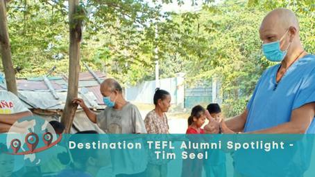 Life after the course, alumni spotlight - Tim Seel