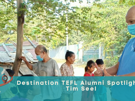 Life after the course, alumni spotlight - Tim Seel