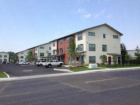 Lilac Place, low in come housing, apartments