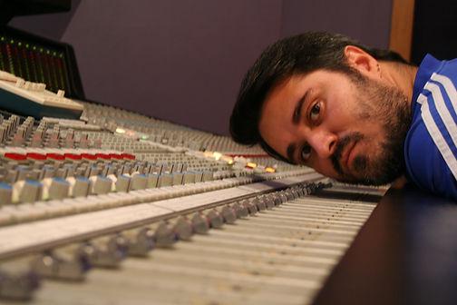 Luizinho Mazzei - Engenheiro de Mixagem