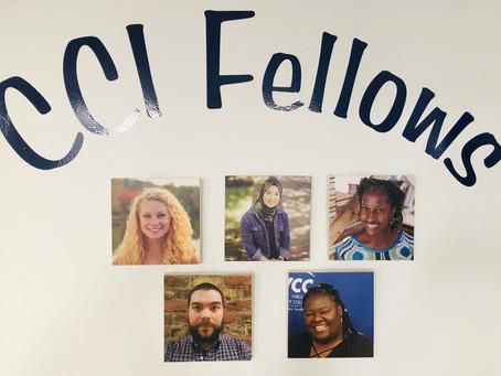 Civic Innovation Fellowship Inaugural Cohort