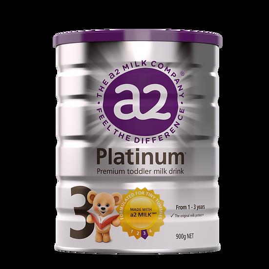 A2 Stage 3 Platinum Premium Toddler Formula