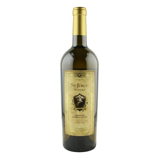 聖爵堡華帝露白葡萄酒 2012