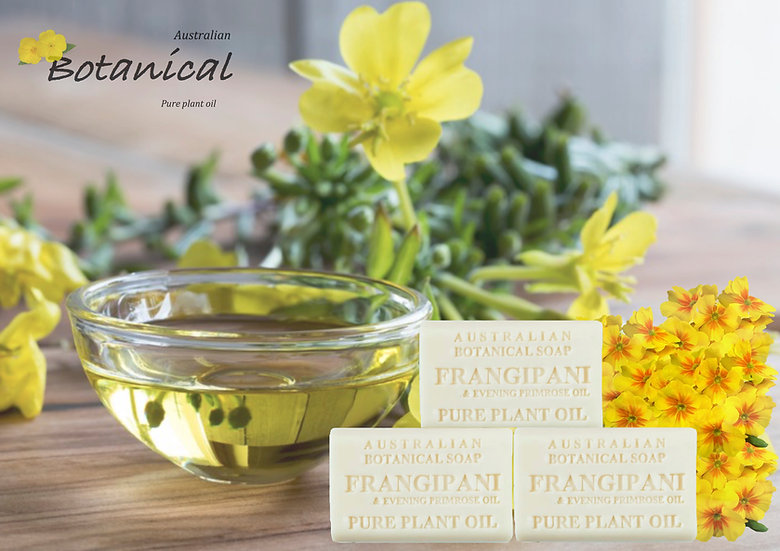 Frangipani soap 200g