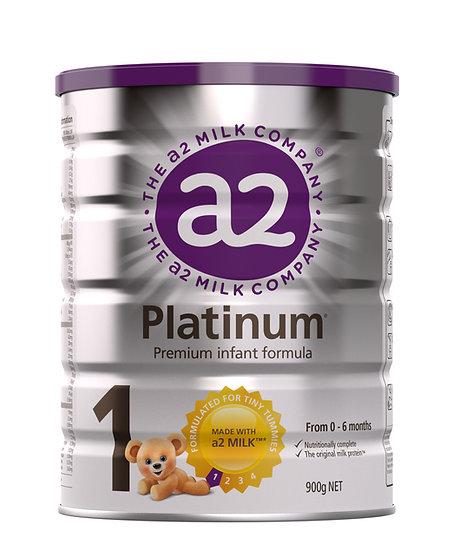 A2 Stage 1 Platinum Premium Infant Formula