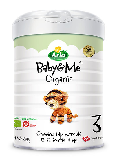 Arla Baby&Me Organic Stage3 Growing Up Formula