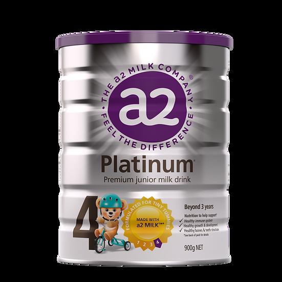 A2 Stage 4 Platinum Premium Junior Formula