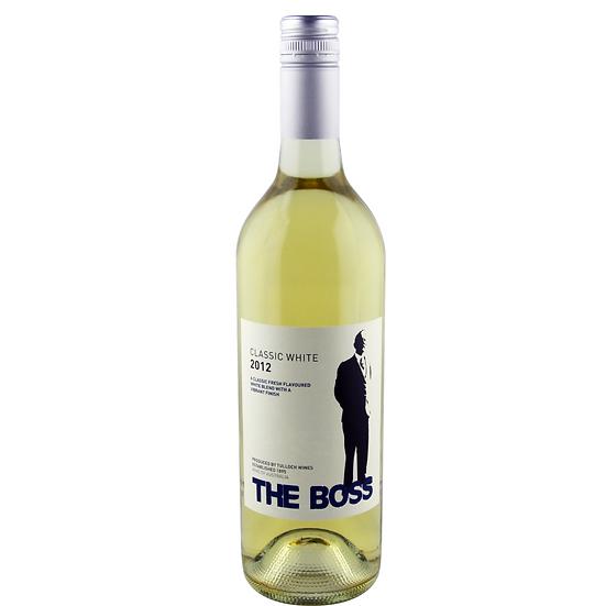 泰勒老板白葡萄酒2012